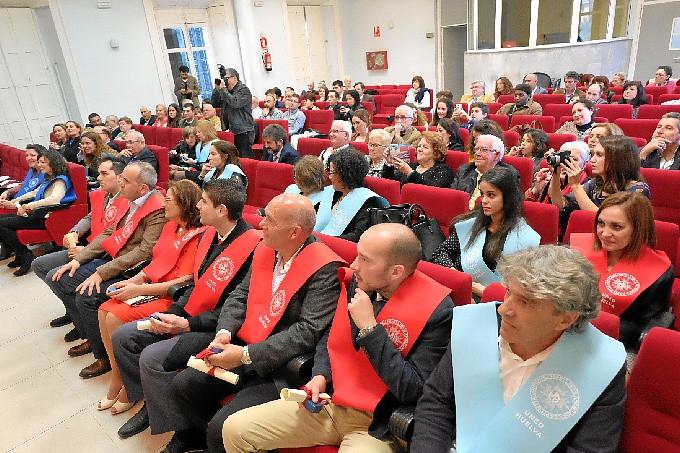 Graduaciu00f3n UNED en Huelva 2